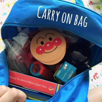 04 Carry on bag
