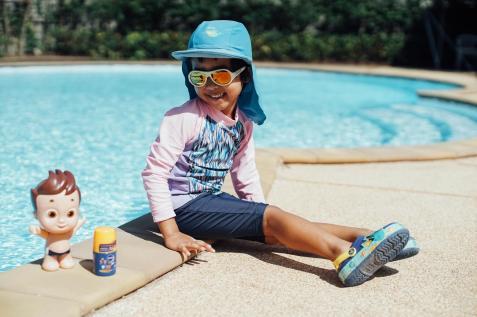 04 Nivea Sun Kids Roll on