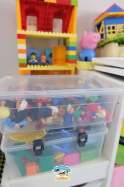 06 เคล็ดลับการเก็บ Lego